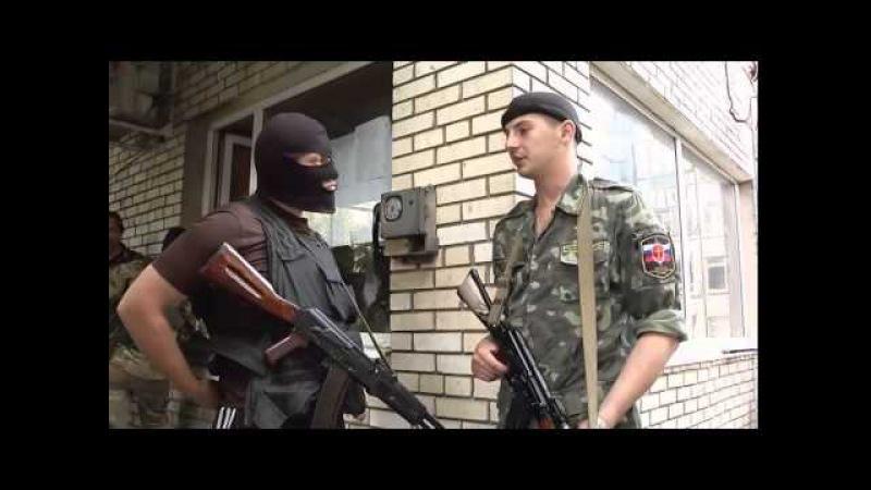 Фильм о Русской Православной Армии