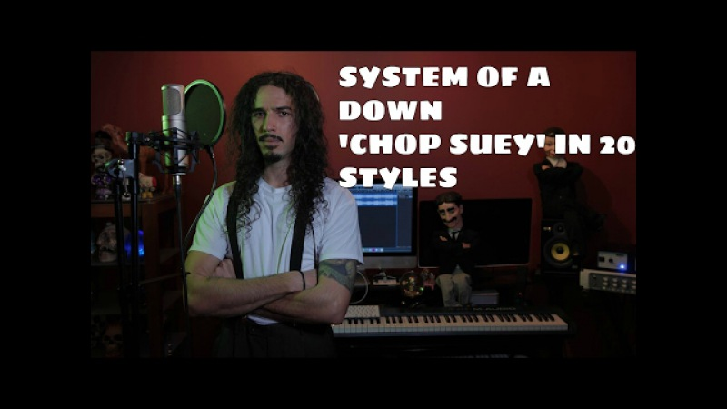 System Of A Down - Chop Suey   Ten Second Songs 20 Style Cover