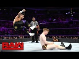 Gentleman Jack Gallagher vs. TJ Perkins Raw, April 17, 2017