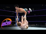 Gentleman Jack Gallagher vs. TJ Perkins WWE 205 Live, April 11, 2017