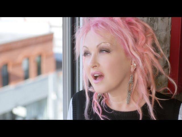 Cyndi Lauper - HOPE Video