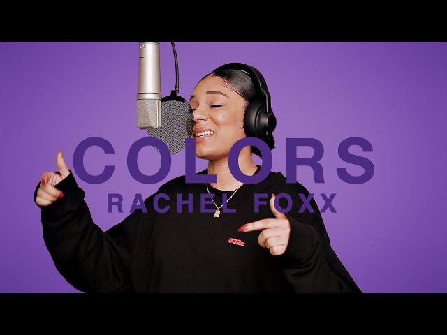 Rachel Foxx - To You | A COLORS SHOW