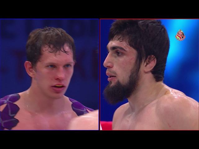 TATNEFT CUP | Sayfullah Hambahadov VS Ilya Freimanov | Бои по правилам TNA