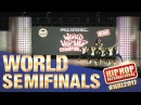 Complot Tytans Panama Adult Division at HHI2017 Semifinals