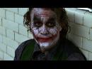 Джокер сбегает из полицейского участка. Бэтмен спасает Харви Дента. Темный рыцарь. 2008