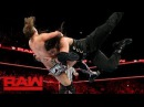 Roman Reigns vs Miz WWE RAW