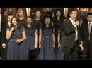 Behold Our God Performed by the CBU University Choir and Orchestra