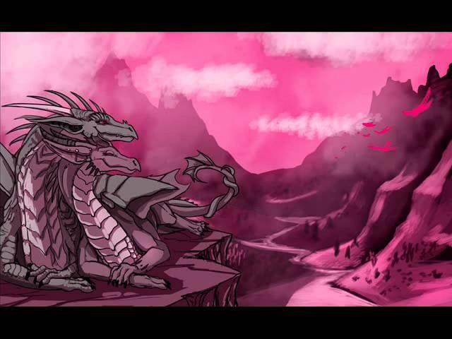 Влюбление драконы