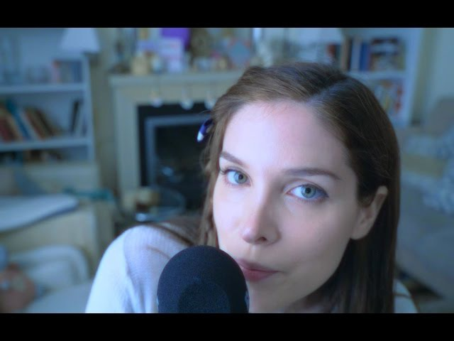 ASMR Francais - Ear To Ear Breathy Whispers - French - Doux Chuchotements - Binaural