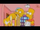 Симпсоны - Лучшие моменты. LP 2202. Барт избил Нельсона. Овсянка мистер Бернс. Барт и