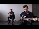 Валерий Сюткин - 7000 над землёй (Scotch Duo acoustic guitar cover)