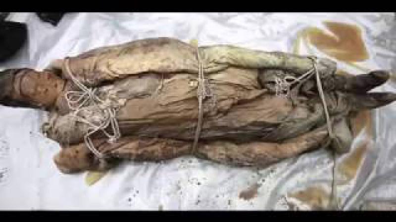 Шокирующая загадка Китайской мумии Синь Чжуй