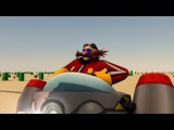 SONIC IN MINECRAFT 8! The Rise Of Dr. Eggman Robotnik 3D MINECRAFT ANIMATION