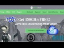 New Earn Bitcoin Site. Free Bonus 150 GH/s Power. Earn BTC 0.05 gr fast