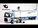 Lego City 60044 Mobile Police Unit Lego Speed Build