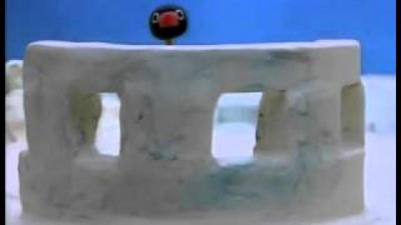 008 Pingu and the Snowball Fight.avi
