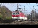 Vlaky Lipník nad Bečvou 18 11 2017