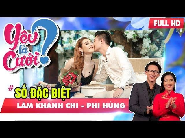 YÊU LÀ CƯỚI? | SỐ ĐẶC BIỆT | 'Nữ hoàng chuyển giới' Lâm Khánh Chi bật khóc khi bạn trai cầu hôn 💍