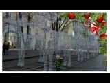 УПРЯЖКА САНТА КЛАУСА С ОЛЕНЯМИ ВИДЕО ДЛЯ ДЕТЕЙ Santa Claus Christmas' reindeer KIDS FOR VIDEOS