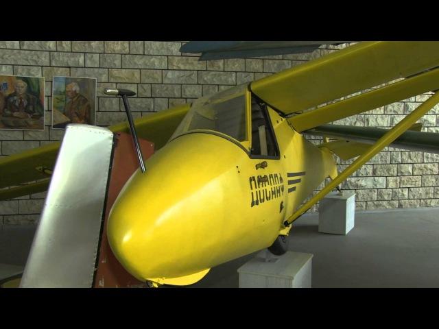 Lietuvos aviacijos muziejus / Museum of Lithuanian aviation in Kaunas