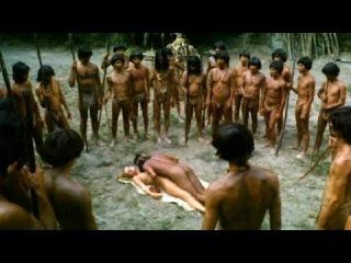 Дикие племена каннибалов в наше время