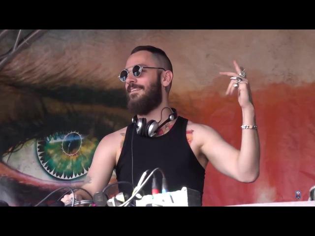 Indian Spirit 2017 DJ CAPTAIN HOOK