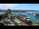 Австралия Сидней Исторический район Рокс