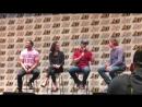 ACE Comic Con Justice League Panel 10.12.2017 [5]