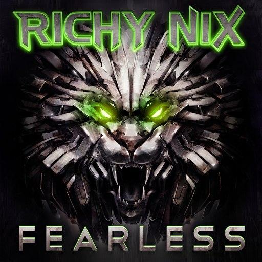 Richy Nix альбом Fearless