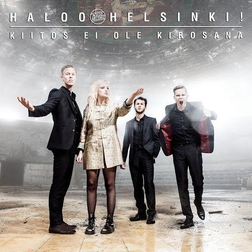 Haloo Helsinki! альбом Kiitos ei ole kirosana