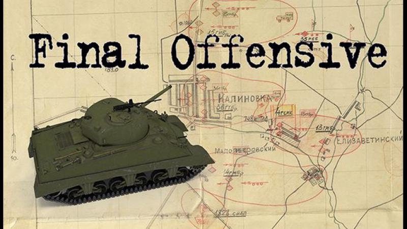 Graviteam Tactics Mius Front Final Offensive