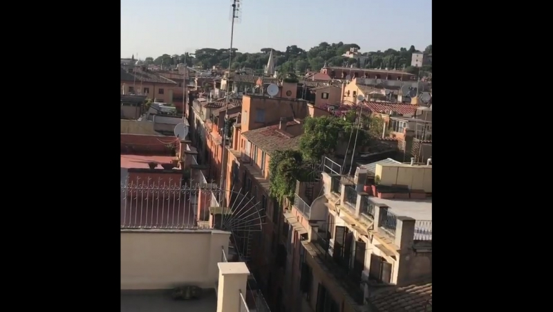 Все дороги ведут в Рим 😊Римиталияпутешествия... Рим 28.06.2017