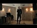 Шторм Александр - Голуби (первый исполнитель Олег Лифановский).