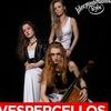 2 февраля - Vespercellos @ Клуб «16 тонн»