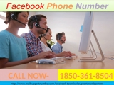 Facebook Phone Number, dont worry, Dial 1-850-361-8504 and flush Away your Problems!