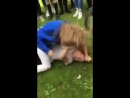 Retarded lasses fighting . Funniest fight ever. , must watch