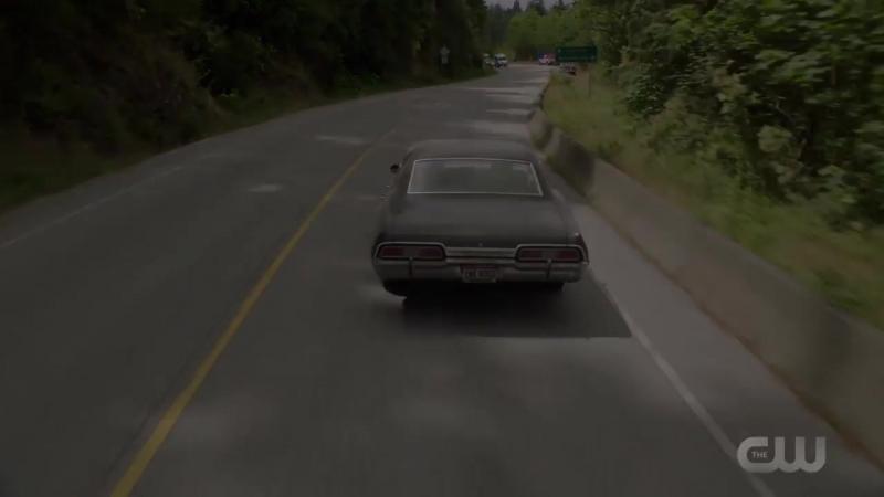 Трейлер к тринадцатому сезону сериала «Сверхъестественное».