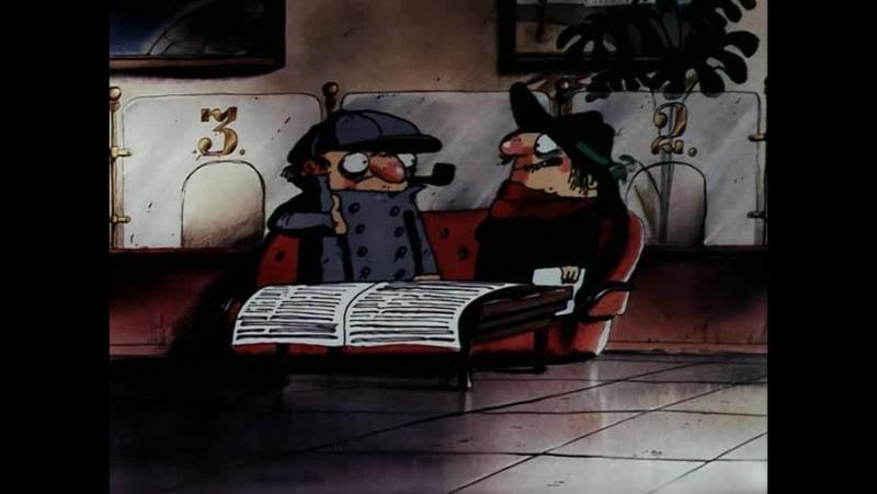 1987 год - Следствие ведут Колобки (3-4 серии).avi