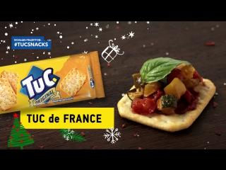 TUC de France #tucsnacks