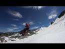 Jasper Fast -- Blackcomb Glacier