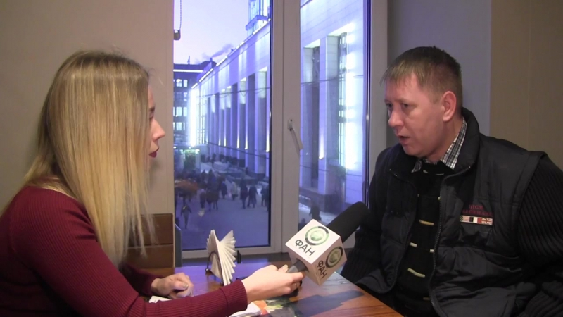 Директор Музея Новороссии о смертях в Донбассе_ ВСУ хотят сделать блицкриг (ФАН-тв)