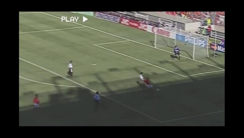 Netherlands - Argentina Bergkamp Goal 1998