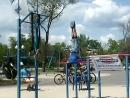 Чемпионат по Street Workout, Данил Лбов