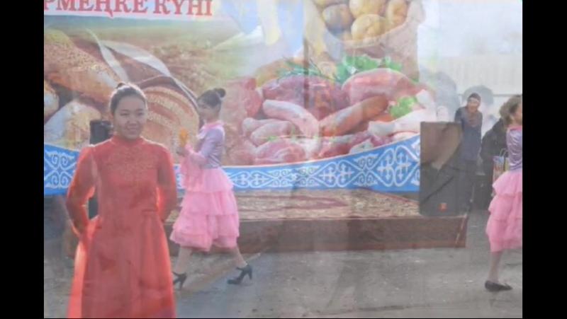 Сұлукөл, Əйке, Ақтасты ауылдық округтерінің күзгі ауылшаруашылық жəрмеңкесі