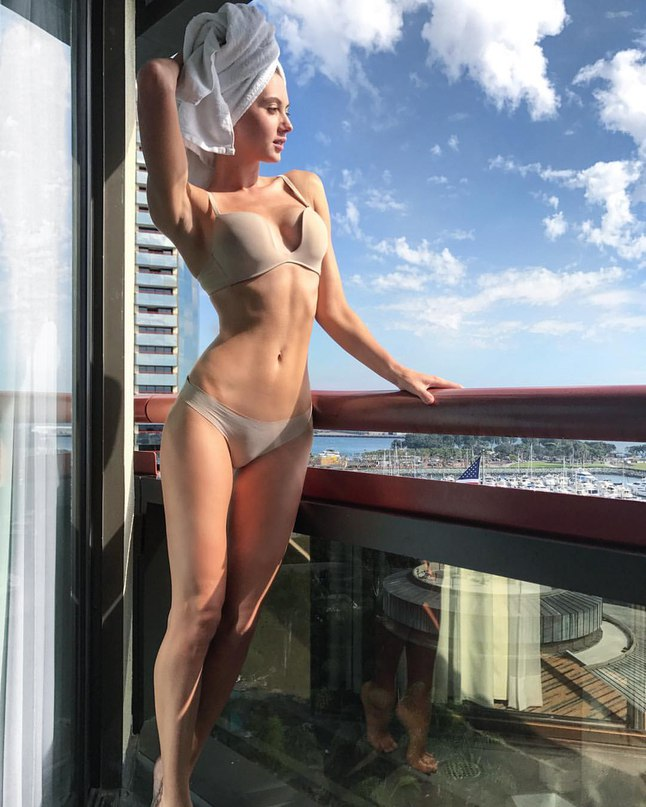 Ольга Пискунова | Los Angeles