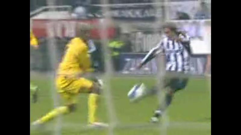 2007 - 2008 Sezonu - Beşiktaş-MKE Ankaragücü dakika 67 gol Delgado