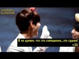 [ русс.суб ] [VKook_KookV] Kookie_TaeTae - Fansign Lover part 1