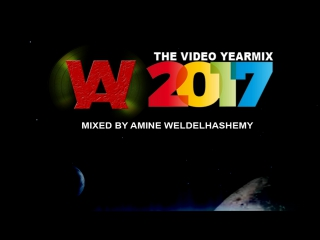 Amine Weldelhashemy - The Video Yearmix 2017