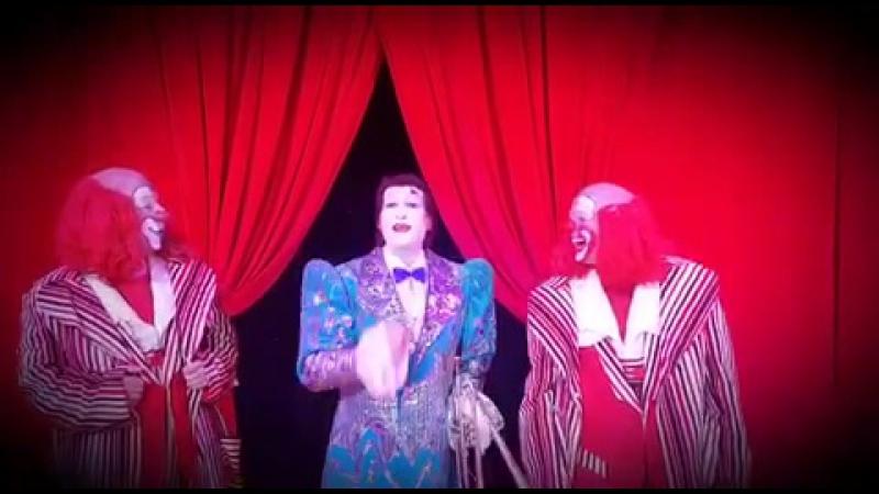 Трио Ривелино приглашают Вас на Х Всемирный фестиваль клоунов!