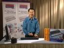 Азиат отжигает в старой рекламе драм-клавы